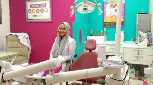 klinik gigi profesional